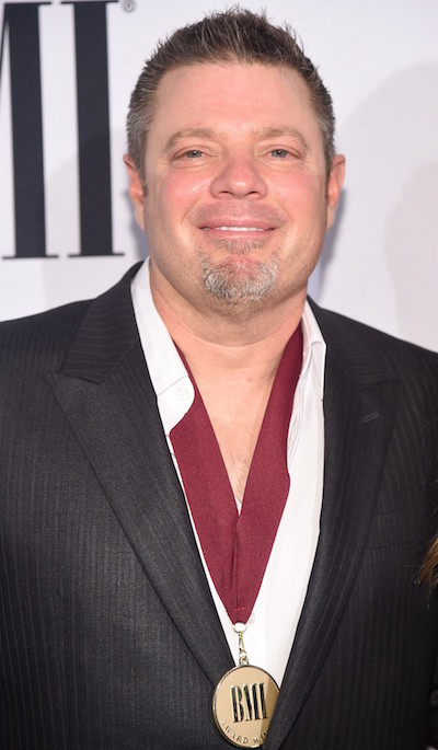 Rodney Clawson wins BMI's Songwriter of the Year Award.